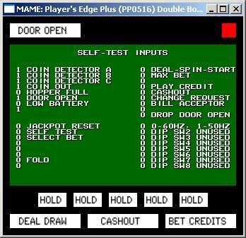 PE+ Emulator via MAME